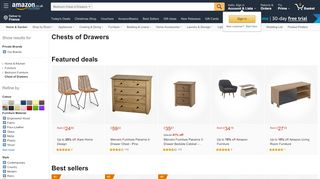 Amazon Drawers