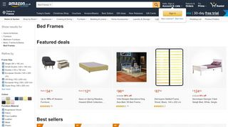 Amazon Bed Frames