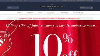 Curtain Factory Outlet